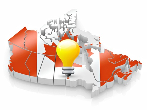 Canadian Innovation Ecosystem. A Work in Progress.